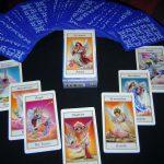 Cartas de el tarot de los angeles