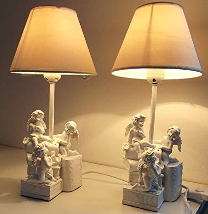 Lámparas de ángeles
